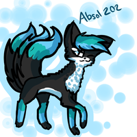 Absol202 by TheSongOfMyHeart