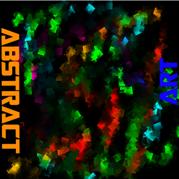 Abstract large art by spanishstoat
