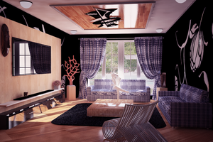 maison 3D by Rodriguehi