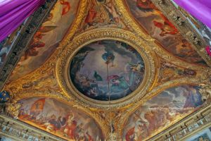 Chateau Bedroom Ceiling by MorrighanGW