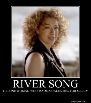 River Song Motivational by FireyFaith93