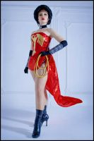 Wonder Woman -   warrior Princess by love-squad
