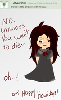 Q36: Nyo # 1 - ....just...No. by Ask-2pChibiAmerica