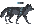wolf adopt (closed) by SonaLover