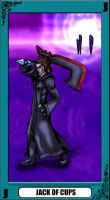 KH Tarot: Jack of Cups by way2thedawn
