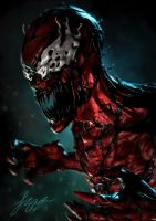 Maximum Carnage by liquid-venom