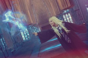 Let it be,Luna Lovegood Cosplay by MissWeirdCat