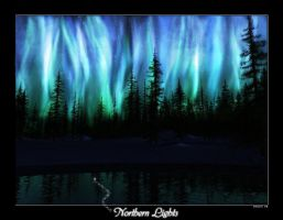 NORTHERN LIGHTS by MacroGFX