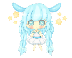 AT- Hello-Chibi for PastelCookie-Chan by Tokyo-Dollie