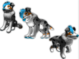 3D IT Pet Commission for xxthewolfloverxx by Some-Art