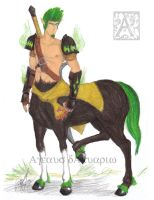 Druid-Warrior Veg by Ageaus