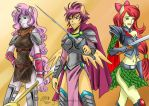 Cutie Mark Crusaders by yinyi123