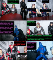 GI Joe The Hunted Part Two by lovefistfury
