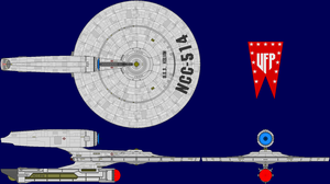 USS Kelvin Multi-View by captshade