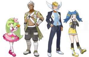 My Elite 4 by Nyjee