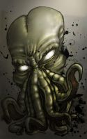 CTHULHU sketch 2 by PatrickPower