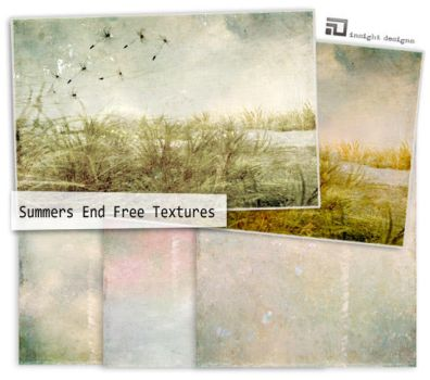 Summer End free textures by Mephotos
