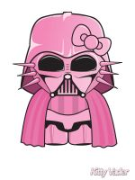 Kitty Vader by Titareco