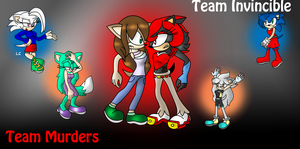 98 - CE - Team VS. Team by DaisyMGirl
