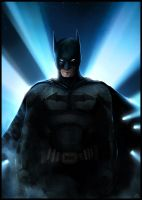 The Dark Knight by jamga