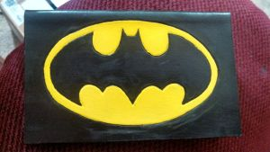 Batman Journal by MaiseDesigns