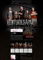Myspace: Centuries Apart by stuckwithpins