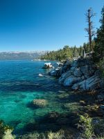 Eastern Shore of Lake Tahoe by MartinGollery