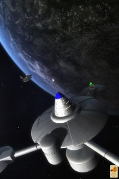 Visiting a Starbase by thefirstfleet