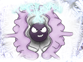 Cloyster Icebeam by lerex29