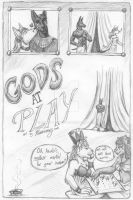 Gods at Play page 1 by Rummyhunny