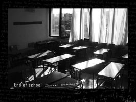 End of school by Rely