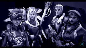 Before The Uprising by SFM-ShatteredKnives