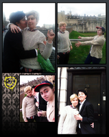 BBC Sherlock Cosplay: London by ssnugglepunk