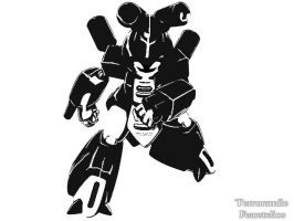 metabee stencil by terrorsmile