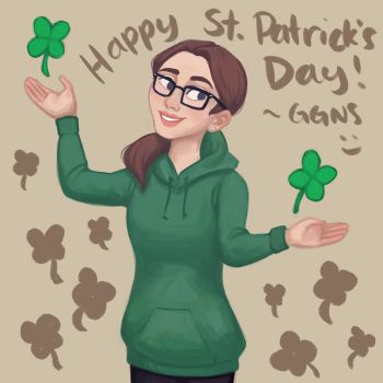Happy St. Patrick's Day! by ggns