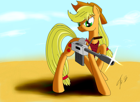 Desert Applejack by Theorous