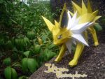 Jolteon - Thunder Eevee by Toshikun