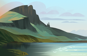 the storr by tinysnail