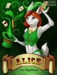 [Commission] Alice - Sideshow Poster by Ulario