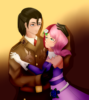 [REQUEST] Dragunov with Alisa by Lalazy