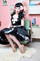 pinup 6 by nikkivicious