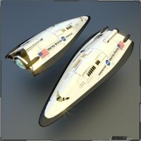 Shuttle XS - 01 by PINARCI
