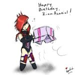 Happy Birthday, RiamAzariel! by Tygerlander