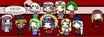 My 10 Favorite Touhou Characters by TheFantasyChronicles