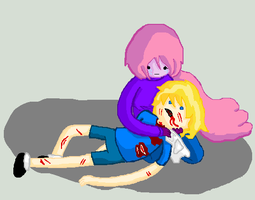 Adventure Time: Killed in Action (In Progress) by icanhascheezeburger