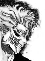 Grimmjow by byAndy