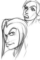 face and expression practice 2 by jerseycajun