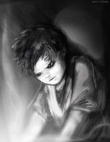 gaara bw by crashhappy