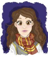 Hermione Granger by CoffeeVulture