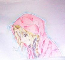 Edward Elric's Sadness by xinchan1378